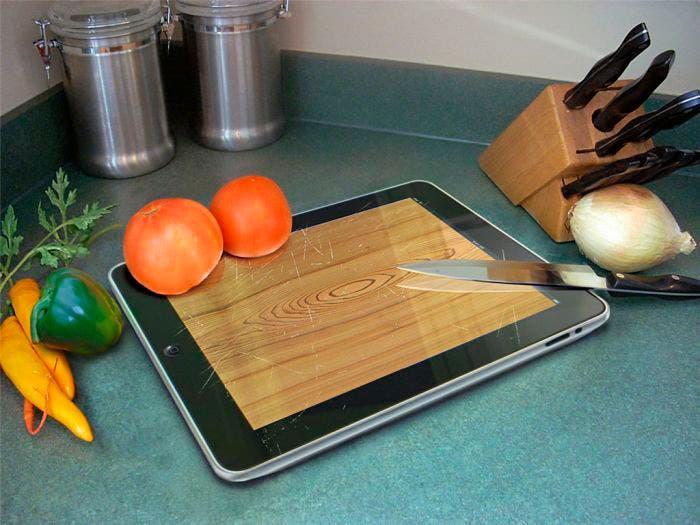 ¿Te atreves a usar un iPad entre los fogones?