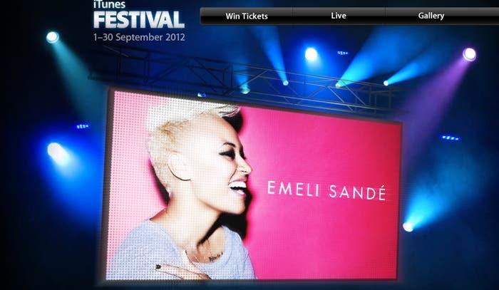 iTunes Festival a celebrar en el mes de septiembre