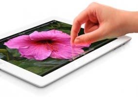 iPad resolucionario
