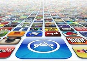 Algunas de las miles de aplicaciones que pueblan la App Store