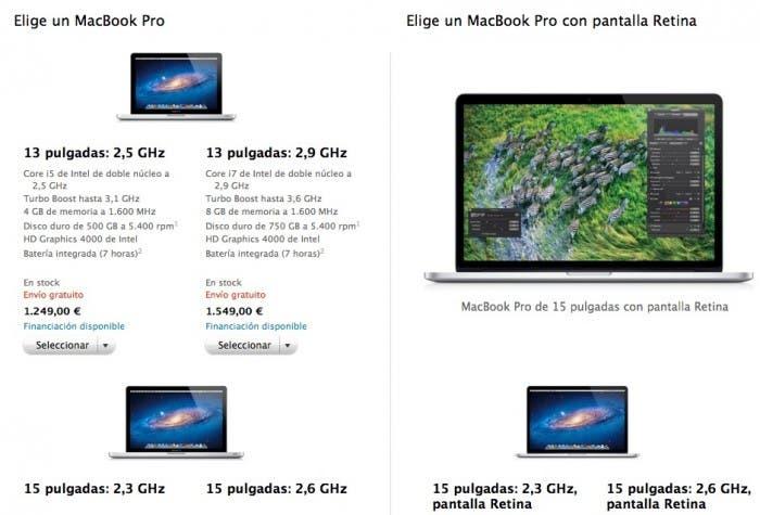 Adiós al MacBook Pro de 17'' y billete de ida al Mac Pro