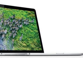 El nuevo MacBook Pro con pantalla retina