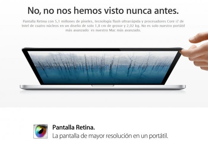MacBook Pro descripción