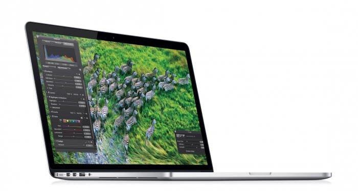 Nueva generación de MacBook Pro