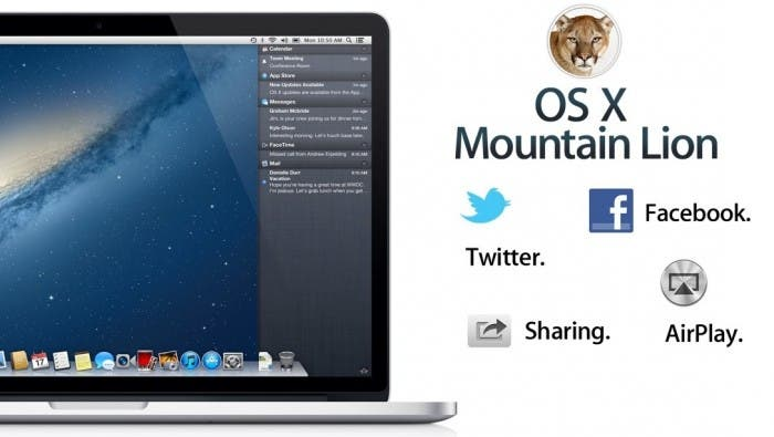 Mountain Lion será más social que nunca, hasta en la TV