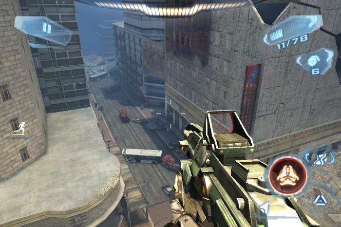 Captura donde vemos claramente la interfaz del juego