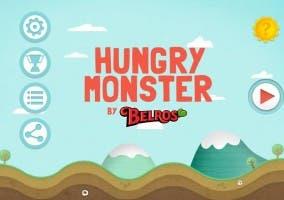 Pantalla principal de Hungry Monster by Belros