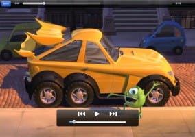 Ver película en iPad