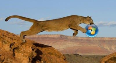 Mountain Lion vs Windows