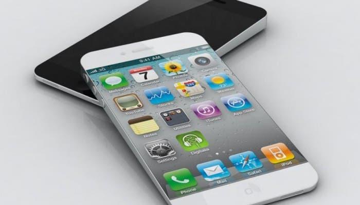 Nueva pantalla iPhone