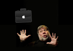 El misterioso caso de Steve Wozniak y su bolsa sin fondo
