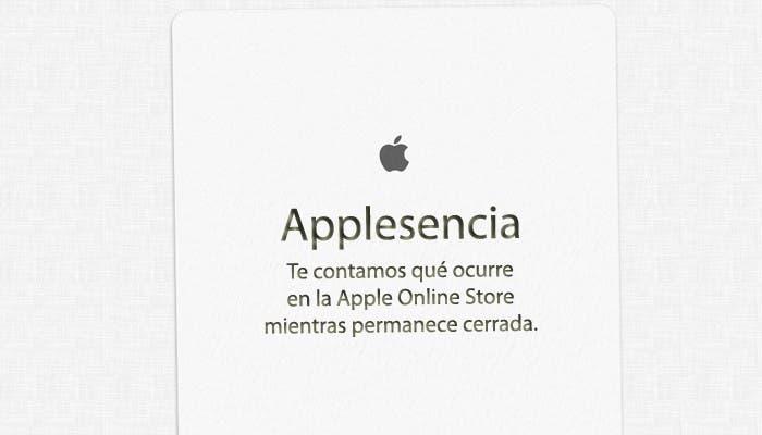 Te contamos qué ocurre en la Apple Online Store mientras permanece cerrada