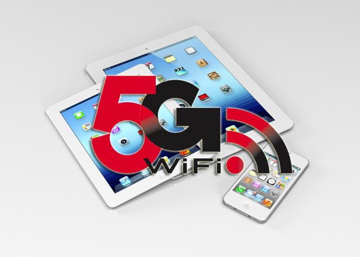 El WiFi 5G muy posiblemente estará presente en iPhone y iPad