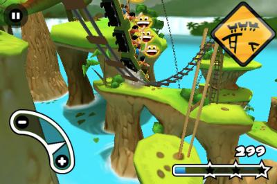 Captura de una partida del juego