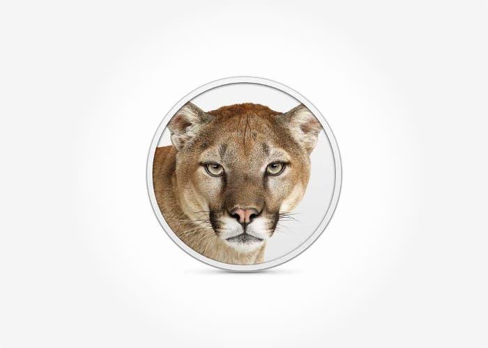 Logo de Mountain Lion