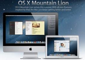 Se acerca OS X Mountain Lion