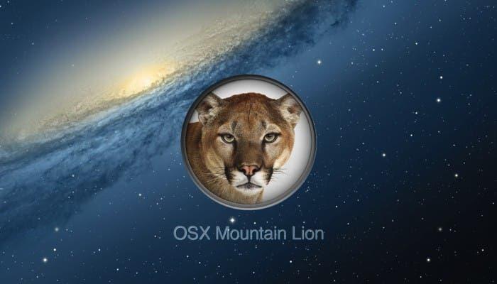 Imagen de OS X Mountain Lion