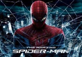 Pantalla de inicio de The Amazing Spider-man