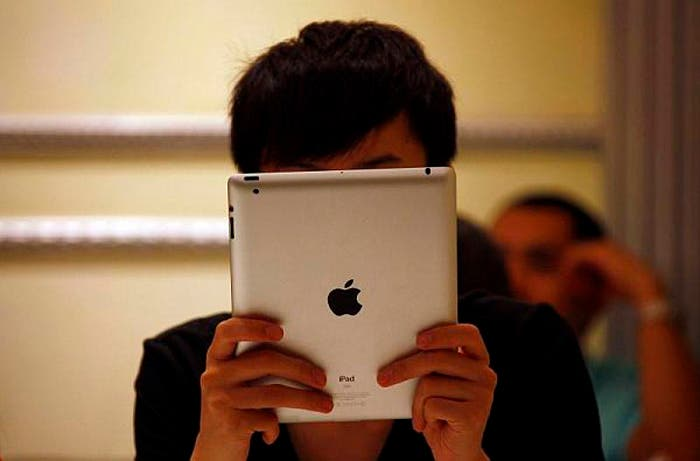 El iPad se podrá vender en China