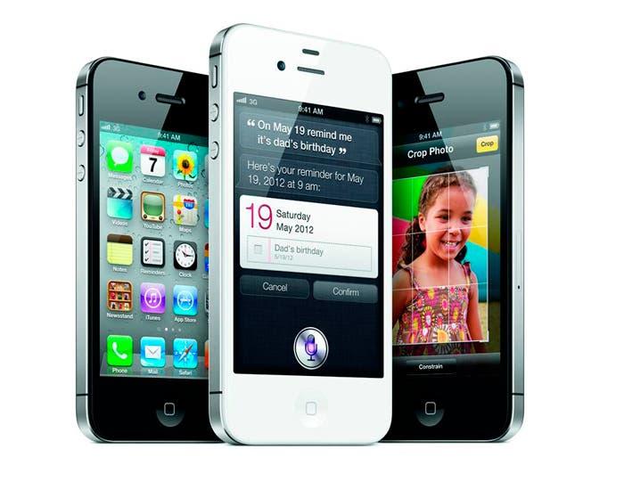 iPhone 4S uno de los productos afectados