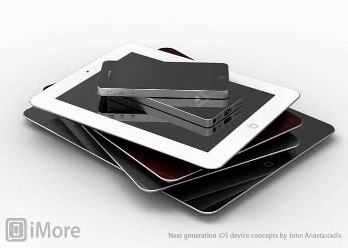 Posible lanzamiento conjunto de iPhone, iPad mini e iPod Nano