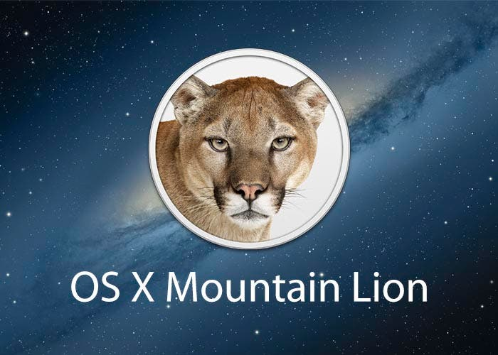 mountain lion for mac release date