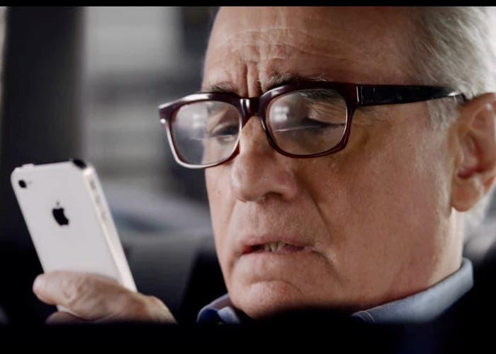 Nuevo anuncio sobre Siri protagonizado por Martin Scorsese