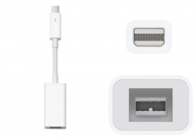 Cable Adaptador Apple Thunderbolt a FireWire