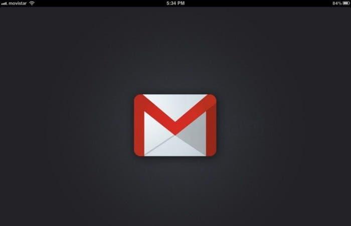 Aplicación oficial Gmail en iPad