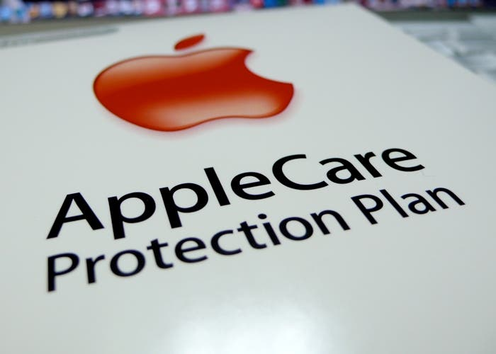 Caja del AppleCare Protection Plan