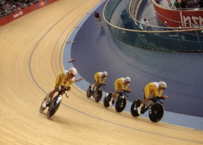 Ciclismo en Pista Juegos Olímpicos de Londres 2012
