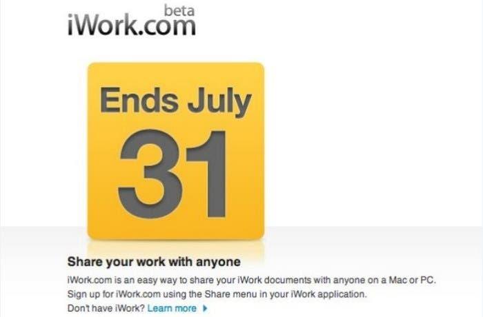31 de Julio iWork cierra sus puertas