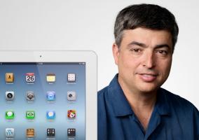 Eddy Cue quería un iPad mini hace más de un año