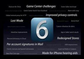 iOS 6 Beta 4 lanzada para desarrolladores