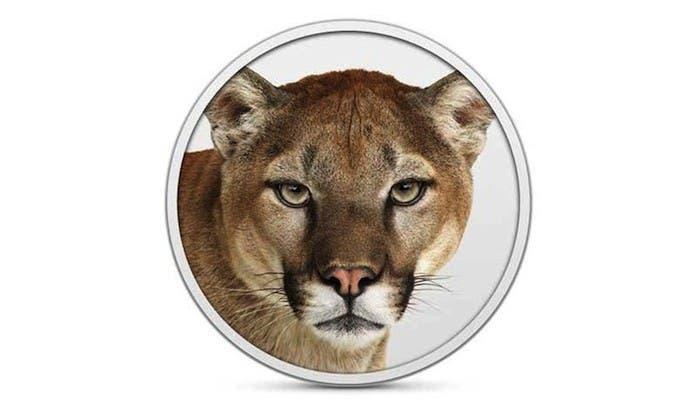 Logo OS X Mountain Lion