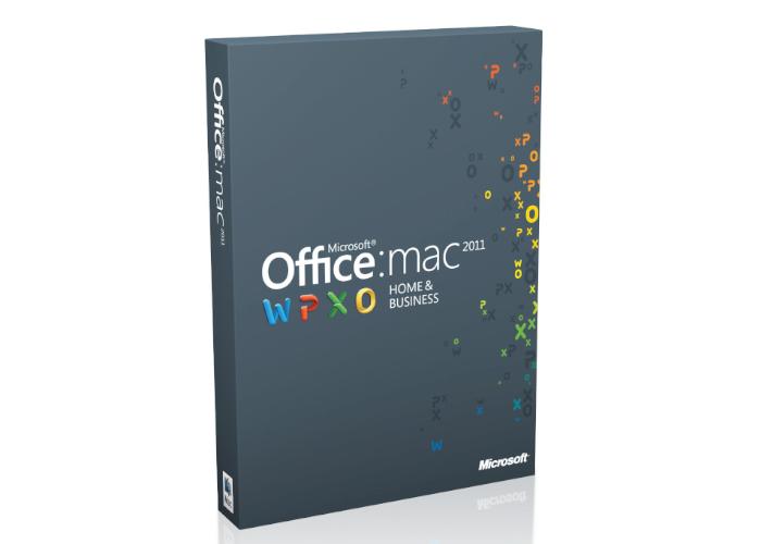 Suite de Microsoft Office 2011 para Mac