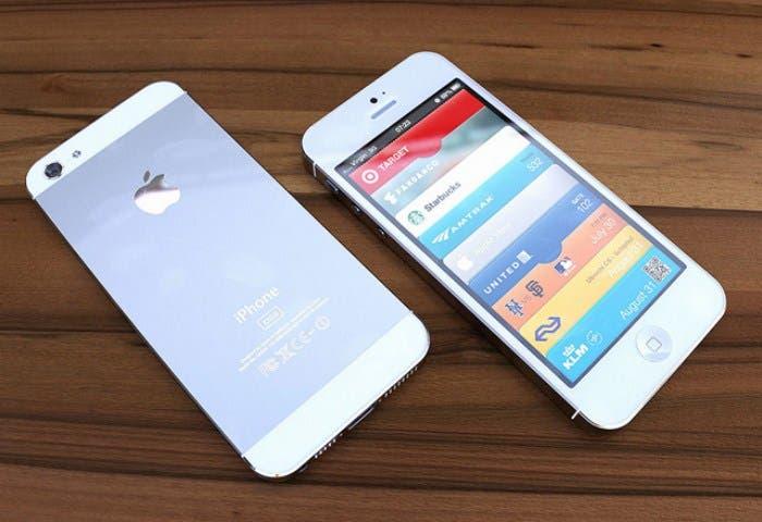 Posible nuevo iPhone con trasera de metal y cristal
