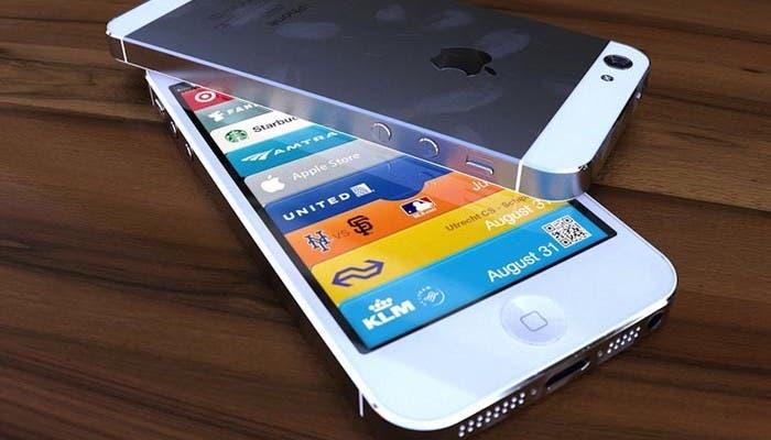 Posible conector en el nuevo iPhone