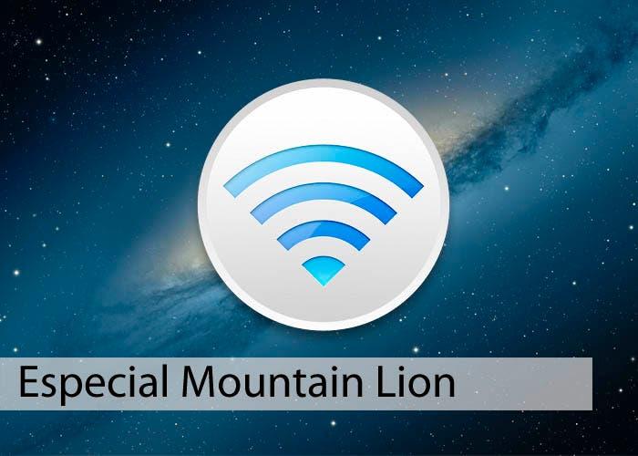 Como usar Wi-Fi Scan en Mountain Lion