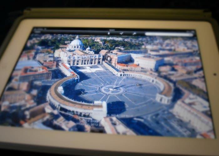 3D Google maps