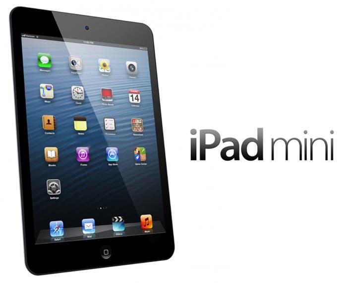Recreación de un iPad Mini