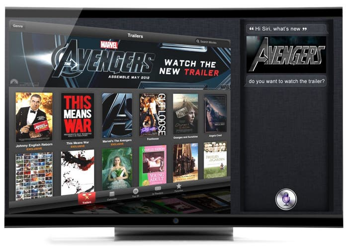 Supuesta TV de Apple