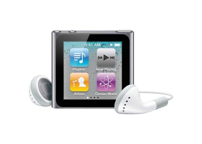 iPod nano de sexta generación