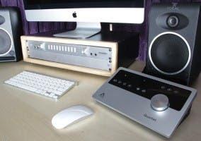 Apogee Quartet para Mac, dispositivo externo de grabación
