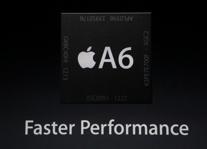 Procesador A6 de Apple