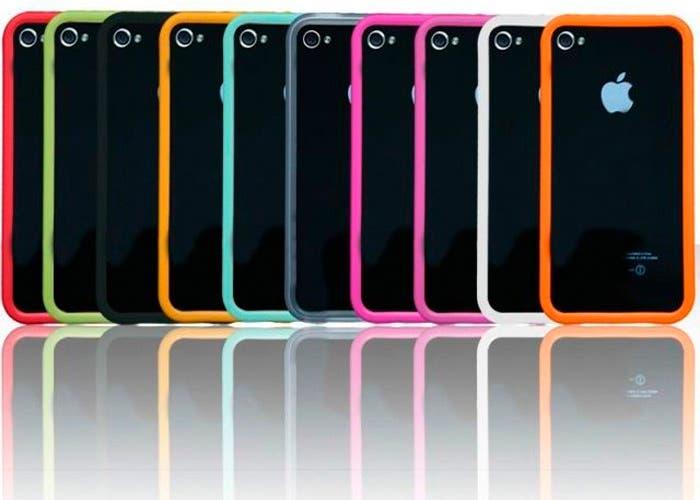No habrá bumpers para el iPhone 5