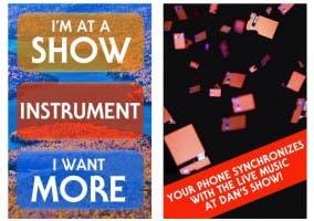 Dan Deacon: aplicación para Interactuar con iPhone en los conciertos