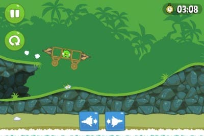 InGame Bad Piggies
