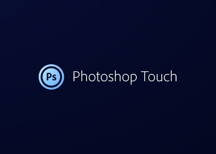Logo Photoshop Touch iOS