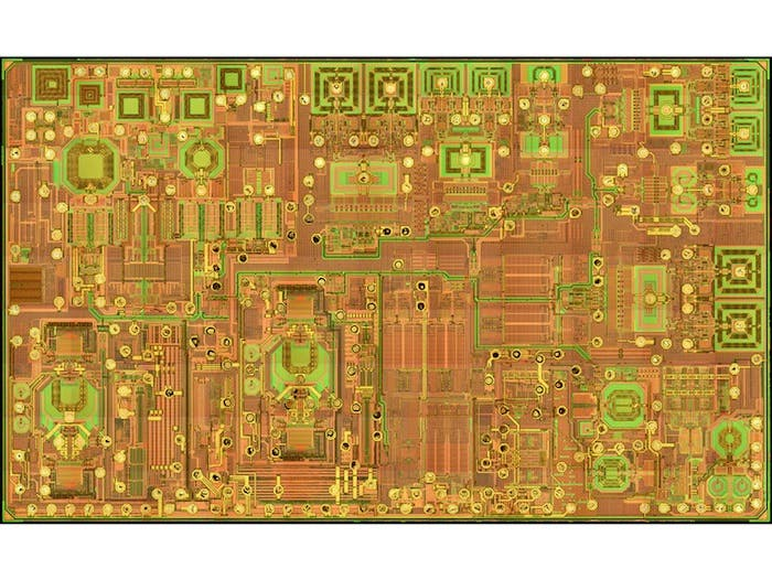 El nuevo chip A6 como nunca lo has visto